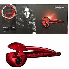 NEW Limited Edition BaByliss Pro Perfect Curl Secret BAB2665RU Red Curler