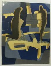 Maurice ESTEVE (1904-1968) Face à Face 1968, lithographie originale, Revue XXème