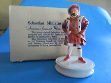 """Vintage Sebastian Miniatures """"Henry Viii� 1983"""