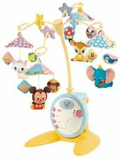 Also supports Disney folding baby bed Soft Rattles Merry Deluxe Plus