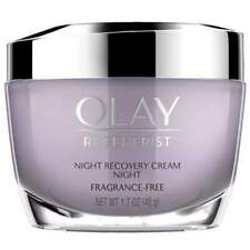 OLAY REGENERIST NIGHT RECOVERY CREAM  ANTI-AGING MOISTURIZER / FRAGRANCE FREE