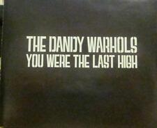 The Dandy Warhols(CD Single)You Were The Last High-Parlophone-