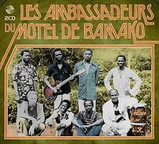Les Ambassadeurs Du Motel De Bamako - Les Ambassadeur (2014, CD NIEUW)2 DISC SET