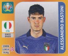 Panini Sticker Fußball EM Euro 2020 Tournament 2021 Nr. 15 Alessandro Bastoni