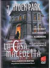Sette, Hyden Park: la casa maledetta (1985) DVD