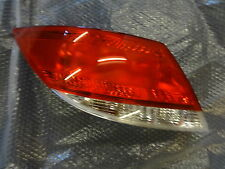 Astra H  Twintop Convertible Passenger Side Rear Light lamp 93192472 Genuine