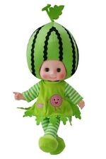 Dolls New Musical - Singing Stuffed Fruit Dolls - Watermelon 1Pc (Edoll10F)