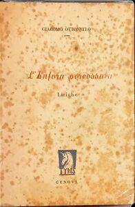 LIRICHE - GIACOMO OTTONELLO - TYPIS