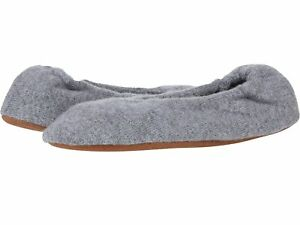 Woman's Slippers Skin Cashmere Ballet Flat