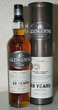 Glengoyne 18Y 43% Highland Single Malt Scotch Whisky Originalabfüllung 2016