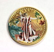 5 Dollar Gold- & Platinmünzen aus den USA
