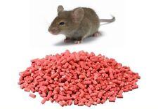 TOMCAT II PELLETS 1kg Mouse Bait Rat Poison FAST ACTING Brodifacoum Rodenticide