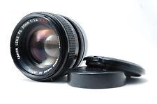 Canon FD 50mm F1.4 S.S.C. Lens SN420272  **Excellent+**