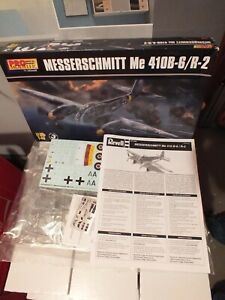 Messerschmitt Me 410 B-6 / R-2 in 1:48 von Pro Modeller by Revell