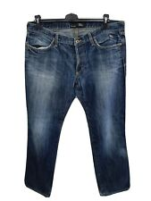 Roy Rogers de luxe jeans uomo men blu tg 50 size 36 jacket pants vintage jacket