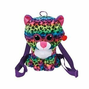 TY TY95004 Gear Dotty, Backpack, Colourful