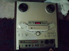 Akai GX-747 4   PROFESSIONAL Track Stereo Reel To Reel Tape Deck  (RARE)