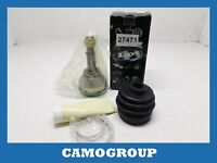Set Coupling Drive Shaft Joint Set Fiat Fiorino Uno Seat Ibiza KFT020