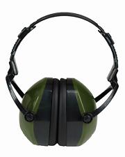 Gehörschutz  Lärmschutz Ohrenschützer Gehör Schutz Kapselgehörschutz Oliv