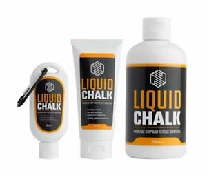 LIQUID CHALK - Gym, Climbing, Gymnastics, Weightlifting, Bouldering, CrossFit