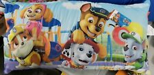 "Nickelodeon Paw Patrol Puppy Pals 17"" x 34"" Body Pillow"