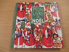 les petits chefs mon livre de noel - isabelle ancori