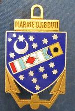 Insigne Marine Djibouti