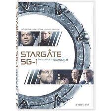 Stargate SG-1 ~ Complete 9th Ninth Season 9 Nine ~ BRAND NEW 5-DISC DVD SET