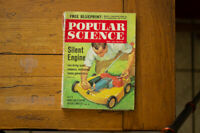 Popular Science Magazine May 1960 Build a Hydrofoil Boat in Two Weekends