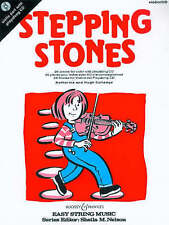 Stepping Stones for Violin: 26 Pieces for Beginners by Katherine Colledge, Hugh Colledge (Mixed media product, 1988)