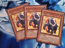 FRENCH LANGUAGE Crystal Beast Amber Mammoth COMMON MIXED SETS X3 PLAYSET