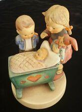 Hummel Goebel Figurine 'Blessed Event' #333 Tmk-4