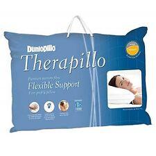 Dunlopillo Therapillo Flexible Support Memory Fibre Firm Pillow RRP $99.95