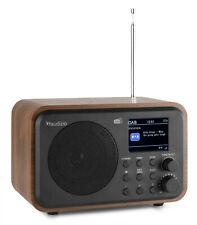 "AUDIZIO ""Milan"" DAB+ Radio mit Akku, Bluetooth, Farbdisplay, Line-Out & FM Radio"