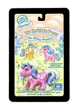WACKY PACKAGES 1991 ORIGINAL ART PAINTING MY SPITTLE PONY MY LITTLE PONY BRONY