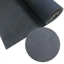 Tuff-n-Lastic Rolled Rubber Flooring Runner Mat Black, 120 x 48 x 0.12 in.