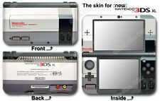 NES Classic Edition Retro System Cool Skin Sticker Cover for NEW Nintendo 3DS Xl