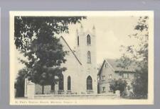 pk34587:Postcard-St Paul's Anglican Church,Marmora,Ontario