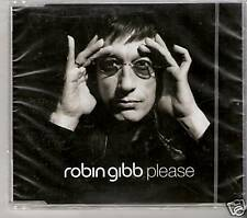 Robin Gibb - Please GERMANY CD Single  OVP