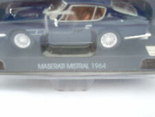 MASERATI MISTRAL 1964 scala 143 usc 08
