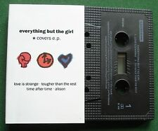 Everything But the Girl Covers EP Love is Strange + Cassette Tape Single TESTED