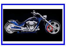 AMERICAN IRONHORSE SLAMMER 2007-2009 CALIPER REBUILD KIT NEW