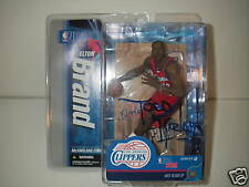 ELTON BRAND LOS ANGELES CLIPPERS MCFARLANE SER. 12 AUTO