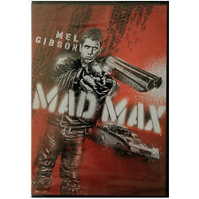 MAD MAX, Mel Gibson. New DVD