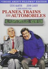 PLANES TRAINS AND AUTOMOBILES Steve Martin DVD NEW