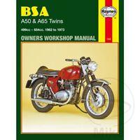 BSA A65 650 L Lightning 1966-1970 Haynes Service Repair Manual 0155