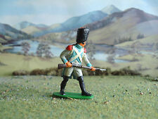 Vintage Airfix Napoleonic Berg Grenadier advancing 1:32 painted