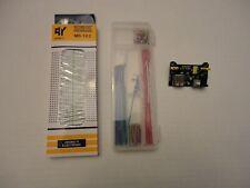 Hw 131 Mb 102 Solderless Prototype Building Breadboard Jumper Wire Kit Set Combo
