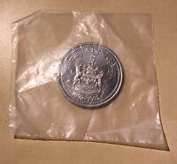 Burnaby Proud Century 1892 - 1992 Royal Bank of Canada Medallion in Original Pkg