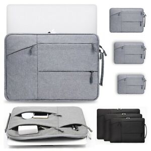 """13.3"""" 14"""" 15"""" Sleeve Bag Carry Case Pouch For ACER HP LENOVO Laptop Macbook"""